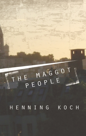 maggot people horror novel
