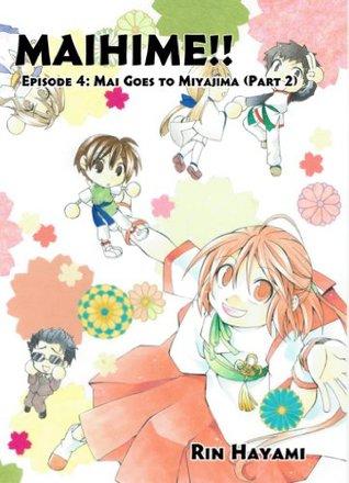 MAIHIME!! Episode 4 Rin HAYAMI