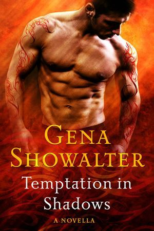 Review: Temptation in Shadows by Gena Showalter