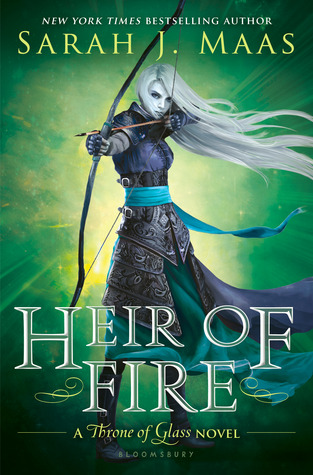 [ARC Review] Heir of Fire by Sarah J. Maas
