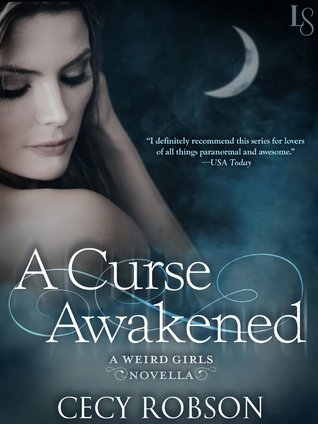 A Curse Awakened (Weird Girls #0.4)