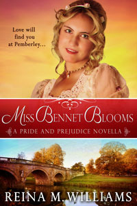 Miss Bennet Blooms (Love at Pemberley, #3)