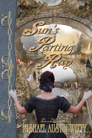 Sun's Parting Ray by Mishael Austin Witty
