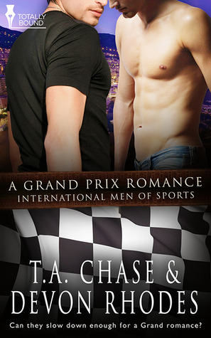 A Grand Prix Romance (International Men of Sports, #7)
