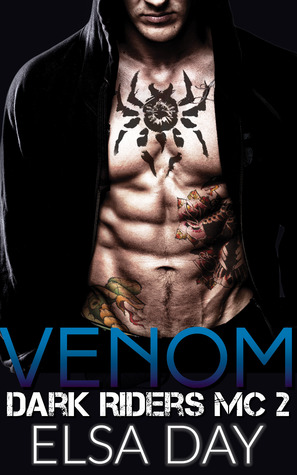 Venom (Dark Riders Motorcycle Club #2)