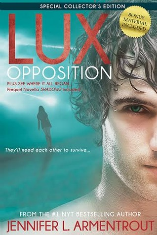 Opposition by Jennifer L. Armentrout book cover