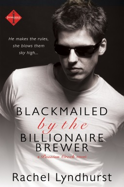 {Review} Blackmailed by the Billionaire Brewer by Rachel Lyndhurst