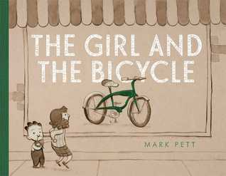 The Girl and the Bicycle - Mark Pett