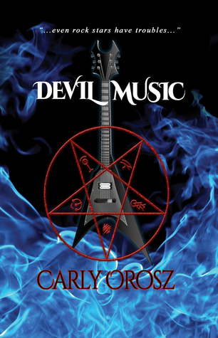 Book Blitz: Devil Music by Carly Orosz