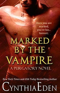 Marked By The Vampire (Purgatory #2)