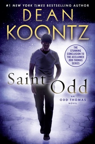 Book Review: Saint Odd by Dean Koontz