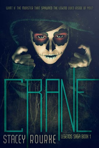 Crane by Stacey Rourke book cover