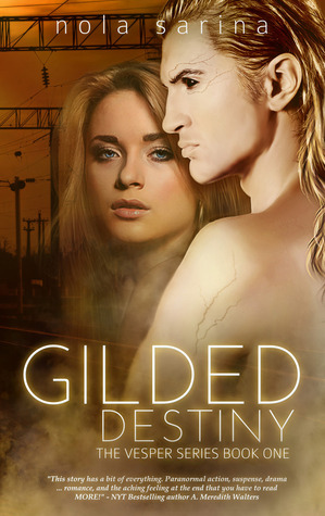 {Dream Cast+Giveaway} Gilded Destiny by Nola Sarina