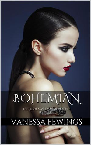 Bohemian (The Stone Masters Vampire, #4)