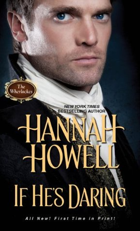 If He's Daring (2014) by Hannah Howell