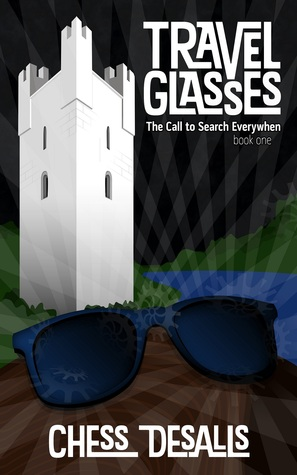 Travel Glasses by Chess Desalls