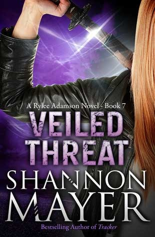 Review: Veiled Threat by Shannon Mayer (@TheShannonMayer)