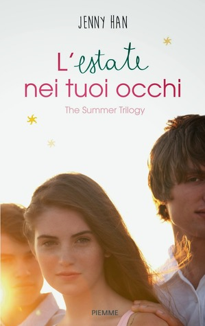 L'estate nei tuoi occhi (The Summer Trilogy #1)