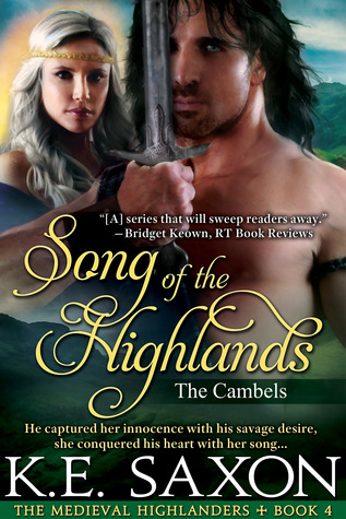 Song of the Highlands: The Cambels (The Medieval Highlanders)