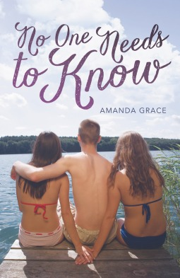 no one needs to know amanda grace book cover