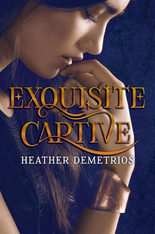 Exquisite Captive (Dark Caravan Cycle #1)