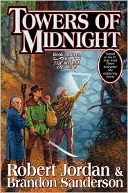 Book Review: Robert Jordan and Brandon Sanderson's Towers of Midnight