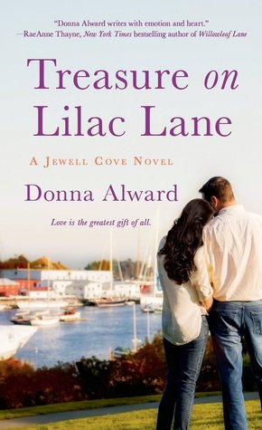Treasure on Lilac Lane by Donna Alward