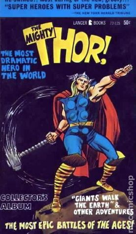 The Mighty Thor Collectors Album  by  Stan Lee