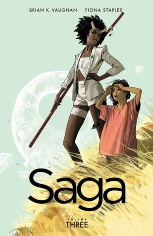Saga, Volume 3 (Saga #13-18)