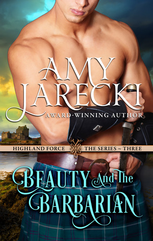Beauty and the Barbarian by Amy Jarecki