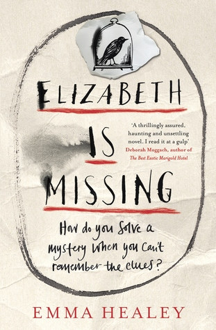 Elizabeth is Missing - cover