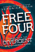Free Four  Tobias Tells the Divergent Knife-Throwing Scene (Divergent, #1.5) by Veronica Roth