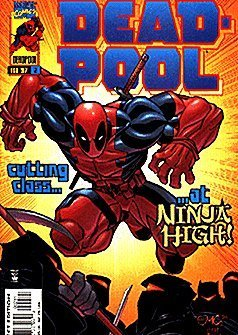 Deadpool (1997 series) #2 Marvel Comics