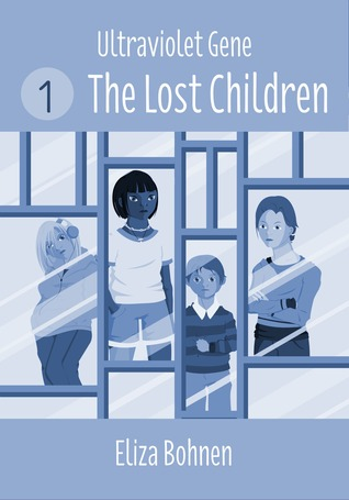 Ultraviolet Gene book 1: The Lost Children