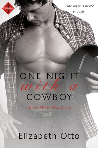 {Review} One Night with a Cowboy by Elizabeth Otto