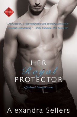 {Review} Her Royal Protector by Alexandra Sellers