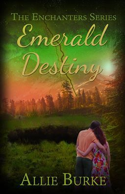 Emerald Destiny by Allie Burke