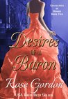 Desires of a Baron (Gentlemen of Honor, #2)