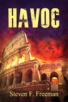 Havoc (The Blackwell Files #4)
