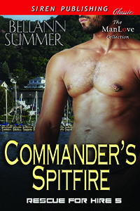 Commander's Spitfire (Rescue for Hire #5)