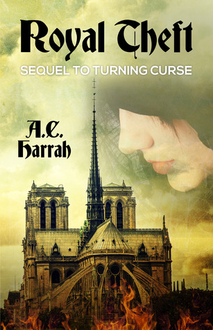 Royal Theft by A.C. Harrah