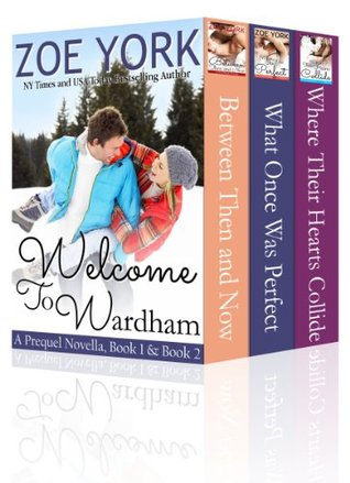 Welcome to Wardham: Contemporary Erotic Romance Bundle