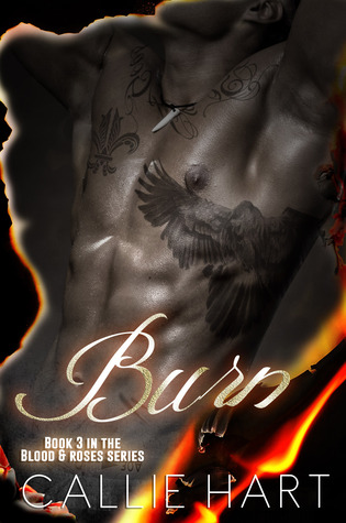 Burn (Blood & Roses, #3)
