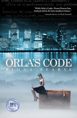 Orla's Code by Fiona Pearse Cover