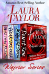 Warrior Series Boxed Set (Military Romances - 4 Complete Novels)