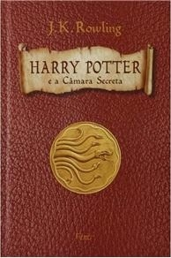 Harry Potter e a Câmara Secreta (Harry Potter, #2)