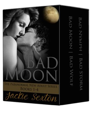 The Bad Moon Boxed Set (Books 1-4) Jackie Sexton