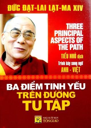 Ba điểm tinh yếu trên đường tu tập: Three Principal Aspects Of The Path Nguyễn Minh Tiến