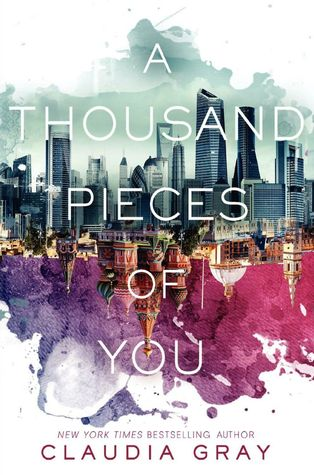 Book review | A Thousand Pieces of You by Claudia Gray | 5 stars