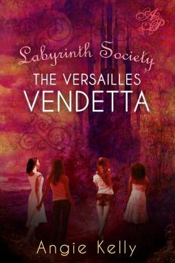 Labyrinth Society: The Versailles Vendetta